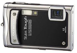 Olympus Tough 8000 Digital Camera is Virtually Break-Proof