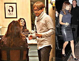 Photos of Eva Longoria and Ken Paves in LA