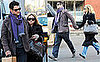 Photos of Ashley Olsen and Justin Bartha Holding Hands in NYC