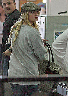 Jessica Simpson Keeps Her Blonde Head Held High