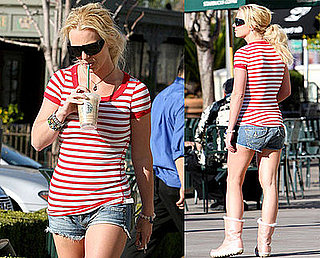 Britney and Her Rocking Legs to Tour With SP and JJ