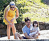 Photos of Katie Holmes and Tom Cruise With Suri in Brazil