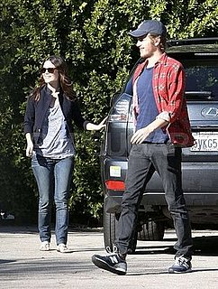 Photo of Rachel Bilson and Hayden Christensen Out in LA