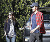 Photo of Rachel Bilson and Hayden Christensen Out in LA 2009-02-02 12:15:00