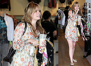 Mischa Barton Is Behind Bangs Not Bars