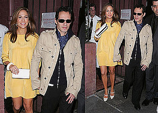 Jennifer Lopez and Marc Anthony Baptize Max and Emme