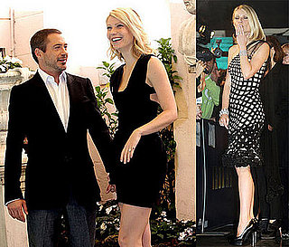 Gwyneth Paltrow At The Premiere Of Iron Man