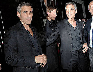 George Clooney Needs a Break