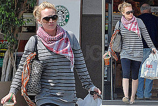 Hilary Duff Isn't Little Miss Matchy Matchy
