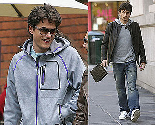 John Mayer Celebrates Take Your Fan To Work Day