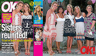 Britney Spears at Jamie Lynn's Baby Shower For OK! Magazine
