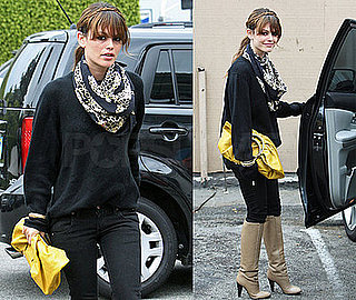 Rachel Bilson's Cute Fashion Out in LA May 12