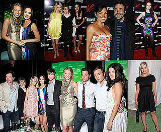Photos of Gossip Girl Cast New 90210 at CW Upfronts