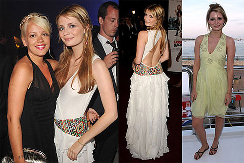 Photos of Mischa Barton At Cannes, Moves to Paris
