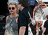 Photos of Britney Spears and Jason Trawick Returning From Costa Rica