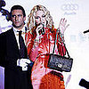 Madonna Auctions a Bag For AIDS Research That Nets More Money Than a Kiss From Clooney