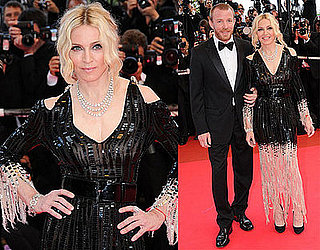 "Madonna and Guy Ritchie At The Premiere Of ""I Am Because We Are"" At The 2008 Cannes Film Festival"