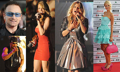 Photos of the 2008 MTV Movie Awards