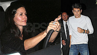 John Mayer and Jennifer Aniston Double Date With Courteney Cox and David Arquette