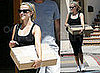 Reese Witherspoon Leaves the Gym in LA