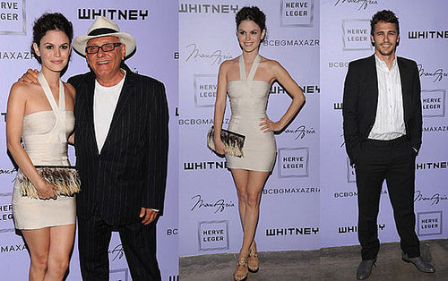 Images of Whitney Art Party 2008 with Rachel Bilson