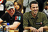 Photos of Matt Damon and Ben Affleck at the Ante Up for Africa Chairty Poker Tournament