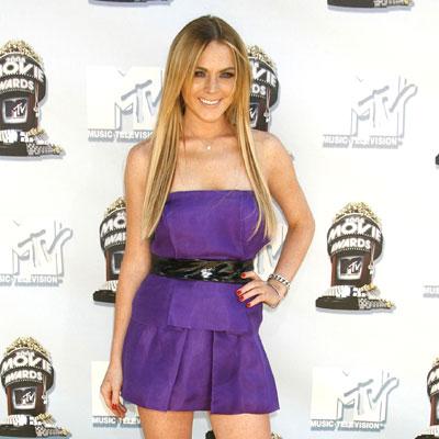 32. Lindsay Lohan