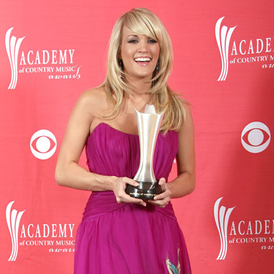 78. Carrie Underwood