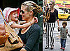 Photos of Heidi Klum and Her Kids in NYC July 4th Weekend