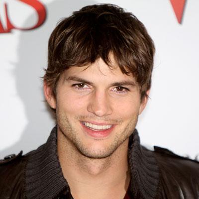 90. Ashton Kutcher