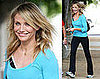 Photos of Cameron Diaz Looking Hot Leaving The Gym