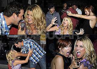Photos Inside Jessica Simpson's 28th Birthday Party in LA