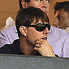 Photos of Tom Cruise at the Galaxy Game