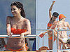 Eva Longoria Bikini Photos in Portofino with Tony Parker