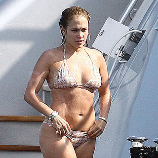 Top Celebrity News Stories For the Week of July 7, 2008 — Jennifer Lopez Keeps Showing Off Her Bikini Body