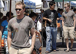 Photos of Neil Patrick Harris and Boyfriend David Burka in LA