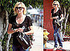Photos of Hancock's Charlize Theron Out for Lunch in LA