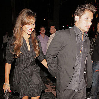 Nick Lachey and Vanessa Minnillo Out in LA