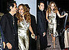Photos of Jennifer Lopez and Marc Anthony At Beso