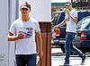 Photos of Shia LaBeouf Out in LA Before Getting Another DUI