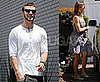 Photos of Justin Timberlake and Jessica Biel In LA