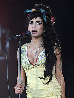 Photo of Amy Winehouse, Who Was Rushed to University College Hospital Yesterday After a Reaction to Her Medication