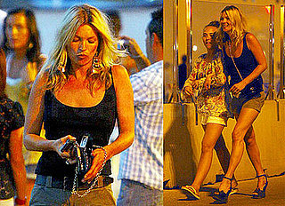 Photos of Kate Moss on Vacation in Ibiza With Philip Green