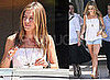 Photos of Jennifer Aniston Shopping In Short Shorts and a Smile