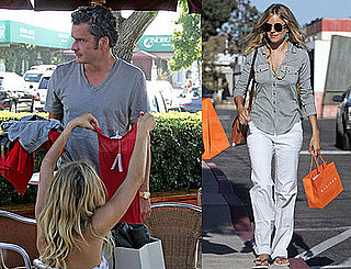 Photos of Sienna Miller and Balthazar Getty