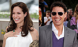 Photos of Angelina Jolie and Tom Cruise; Angelina Is Rumored to Replace Tom as Lead in Spy Movie Edwin A. Salt