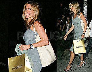 Jennifer Aniston Is Free For Friend Dates Again