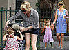 Photos of Michelle Williams and Matilda Ledger in NYC After His CoStars Donate Salaries