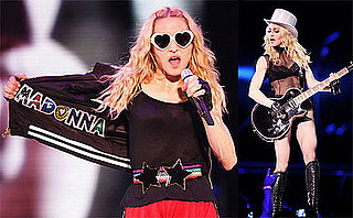 Photos of Madonna's Sticky and Sweet Concert