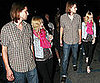 Photos of Kate Bosworth and James Rousseau Out in LA 2008-08-27 07:45:00